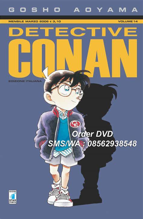 jual dvd detective conan sub indo sms wa 08562938548