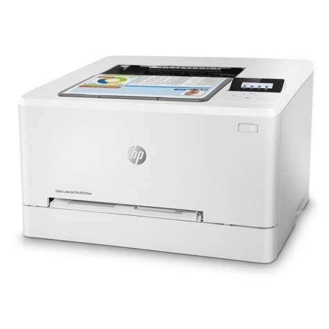 hp color laserjet pro hp color laserjet pro m254nw t6b59a smart systems
