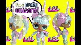 lol bon bon unicorn custom l o l series 2