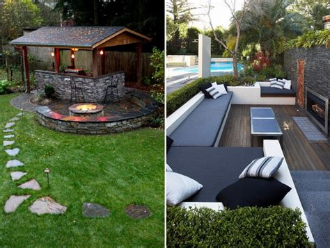 Backyard Inspiration stylish backyard inspiration keep warm this fall with