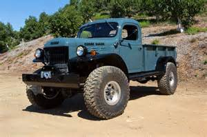 legacy power wagon dodge