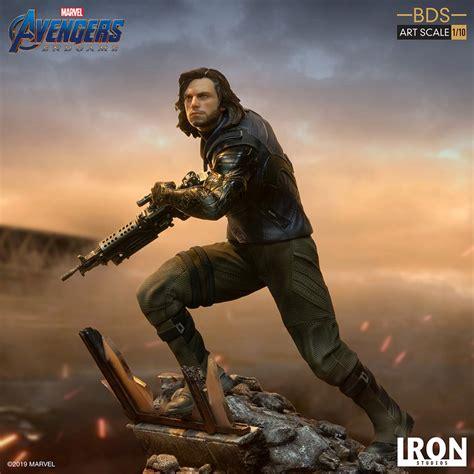 avengers endgame winter soldier bds statue iron