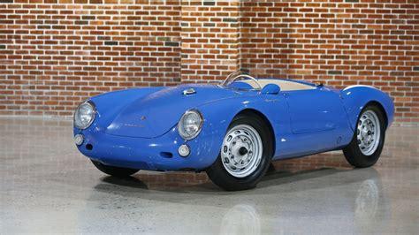 porsche 550 spyder 1955 1956 porsche 550 spyder review top speed