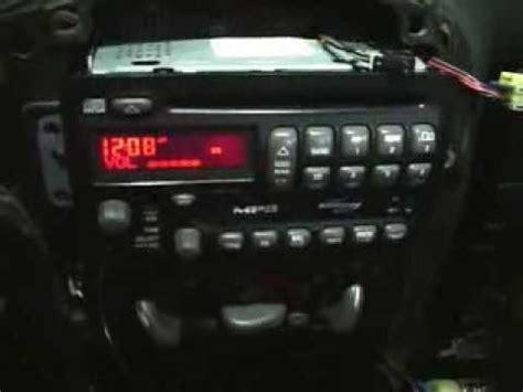 2005 pontiac grand prix aux input grand am factory radio w mp3 audio input