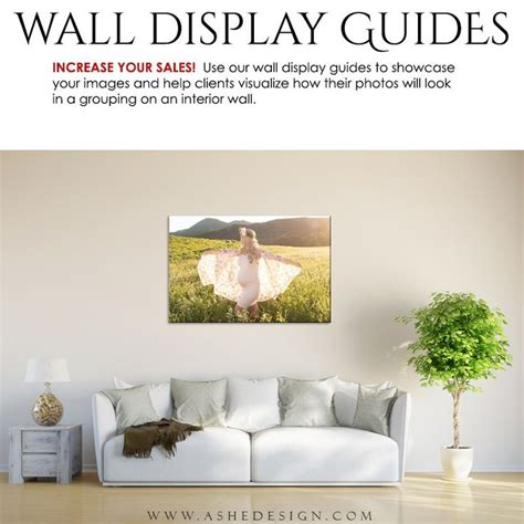 photoshop room templates 11 best photography wall displays images on