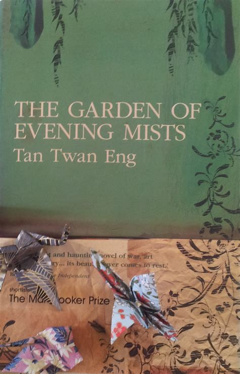 war in the garden of books the garden of evening mists book review everywhere