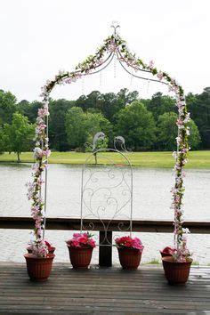 Garden Arch Hobby Lobby Wedding On Wedding Arches Yellow Wedding