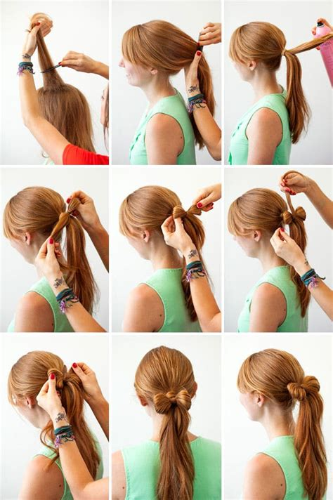 hairstyles how to do a bow 3 new ways to add hair bows to your do brit co
