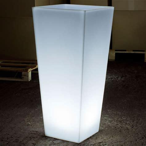 Lu Led Interior Mobil pot lumineux led ramses int 233 rieur ext 233 rieur deco lumineuse