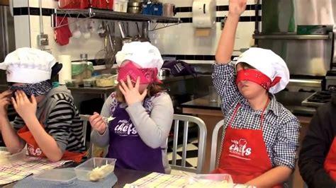 Mahira Gamis Tasya food revolution day toronto vaughan 2013 do a blind