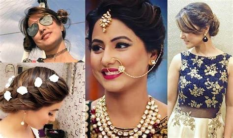 most beautiful actress of yeh rishta kya kehlata hai yeh rishta kya kehlata hai actress hina khan is giving her