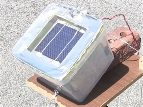 Solar Len by Concentrated Solar Power Experiment With A Fresnel Lens