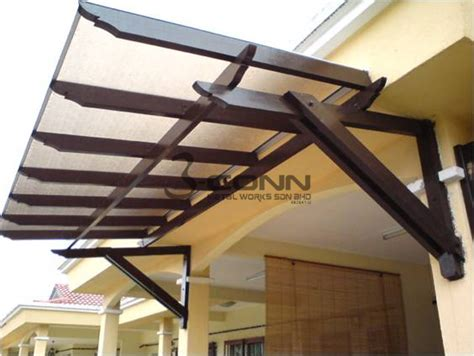 polycarbonate awning pergola awning with polycarbonate sheet