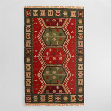 10 X 10 Wool Flatweave Rugs On Sale by Flatweave Wool Pradeep Area Rug World Market