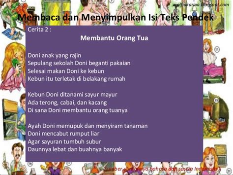 Harga Buku Bacaan Anak Sd Kelas 2 by Kelas 2 Sd B Indonesia Bab 1 Quot Kegiatan Quot