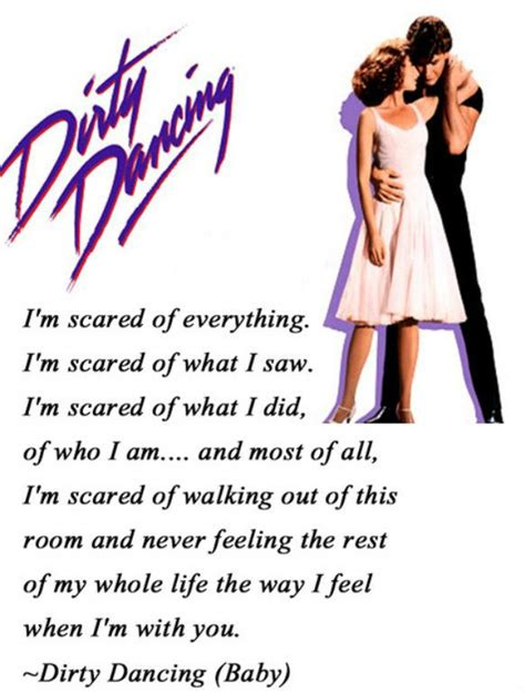 film quotes dirty dancing dirty dancing movies and tv pinterest