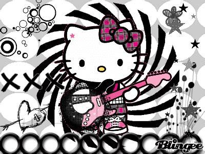 themes rock kitty kitty rock black image 100009126 blingee com