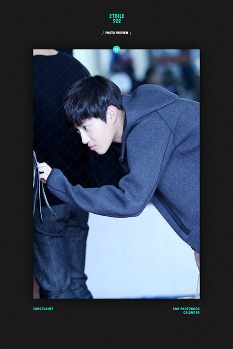 indonesia only suho planet 2nd photobook quot etoile 522