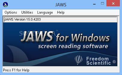 jaws full version software jaws download