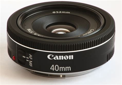 Canon 40mm F2 8 Sle Images