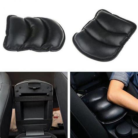 armrest cushion for car armrest console pad cover cushion support box armrest
