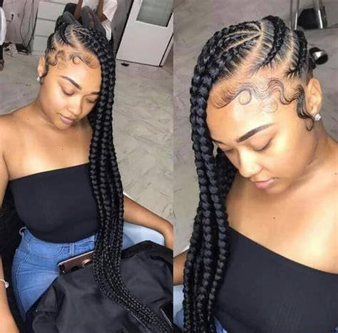Go L Jumbo More Black 40 totally gorgeous braids hairstyles big black hairstyles and black