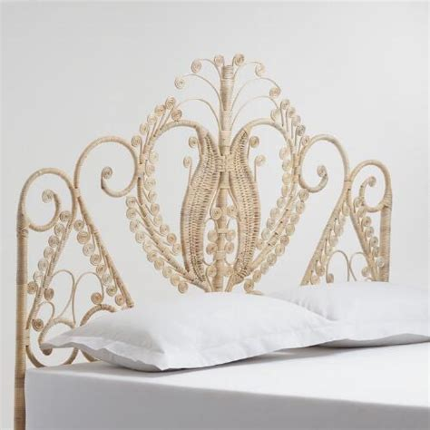 wicker headboard world market