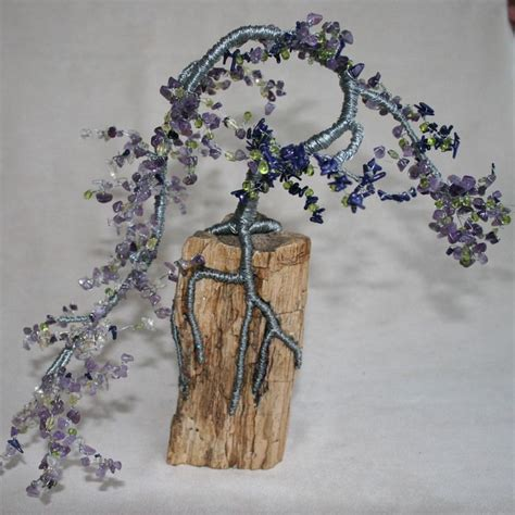 how to make a wire jewelry tree 36 best images about congemporary wonders on