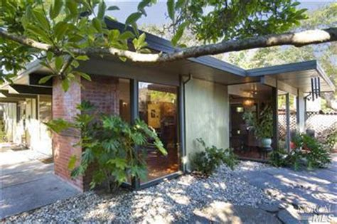 joseph eichler homes for sale it s eichler season in san rafael on the block