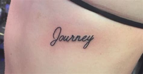 lettering tattoo needle single needle rib lettering tattoo done by jenny forth at