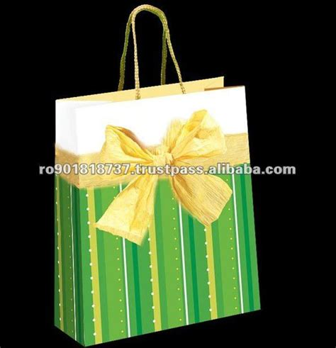 Handmade Shopping - romania crist design handmade shopping paper bag