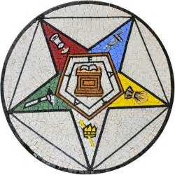 custom medallion mosaic the masonic eastern mozaico