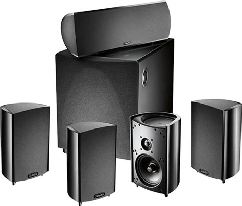 definitive technology procinema 600 5 1 channel home