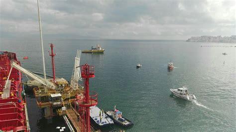 porto di gaeta esercitazione antinquinamento nel porto di gaeta