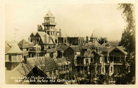 Winchester House San Jose by Winchester Mystery House Archshrk