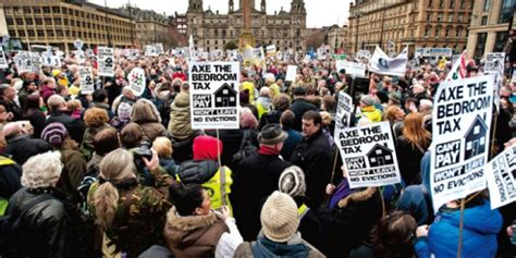 Bedroom Tax Killed Use New Powers To Axe Bedroom Tax Third News