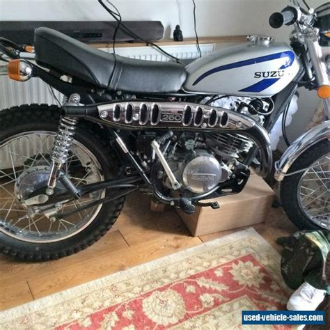Ts 250 Suzuki For Sale Suzuki Ts250 For Sale In The United Kingdom