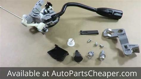 nissan titan manual shift not working 2004 2015 nissan titan steering column shifter assembly