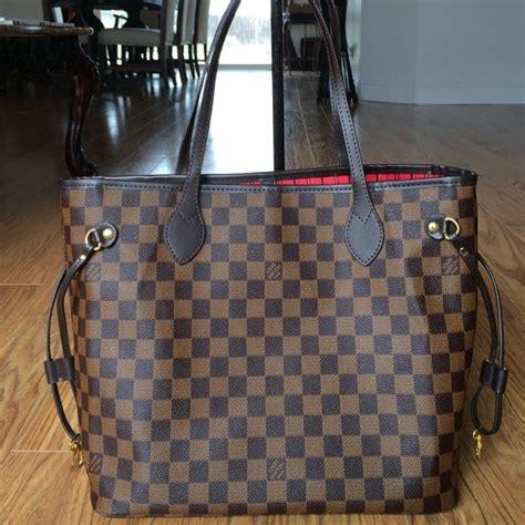Other Designers Designer Julie K Handbags by Designer Inspired Damier Azur Neverfull Louis Vuitton