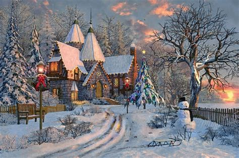 desktop nexus christmas winter cottage f5mp houses architecture background wallpapers on desktop nexus image