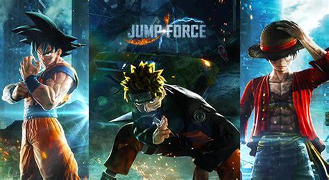 jogo de luta  entre varios animes  desenhos
