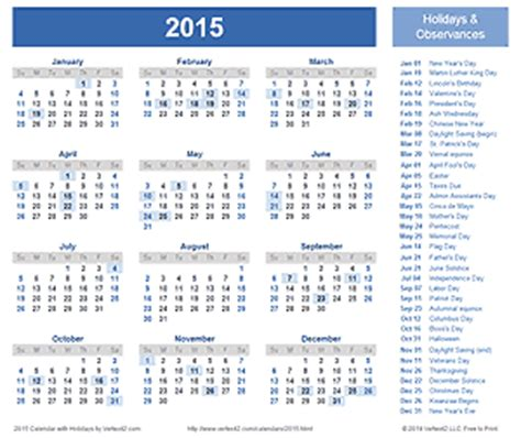 Calendar 2015 Pdf Australia 2015 Calendar Templates And Images