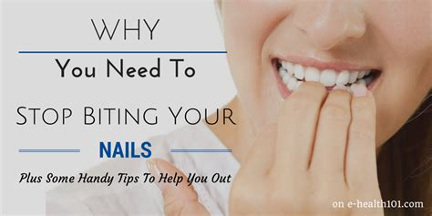 how to make a stop biting why you need to stop biting your nails plus some handy tips to help you out