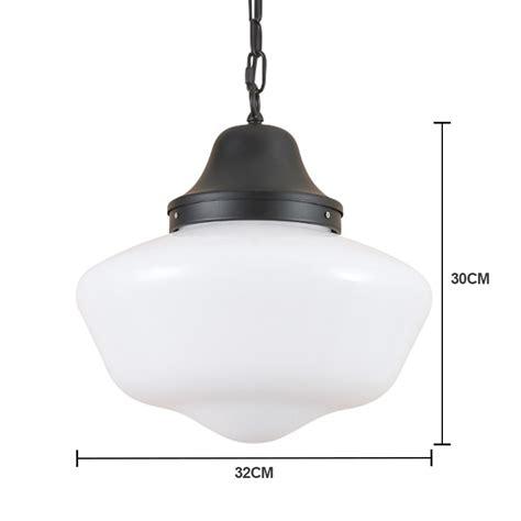 schoolhouse mini pendant light glass pendant light matte black 1 light schoolhouse glass