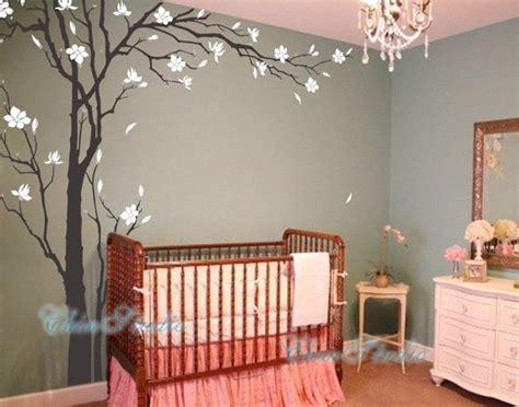 tree decals nursery wall sticker baby room murals 102