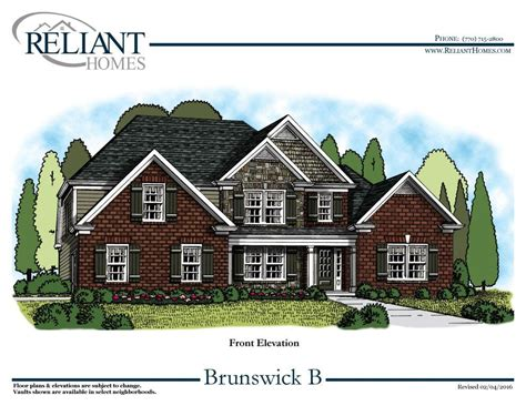 brunswick b se reliant homes new homes in atlanta