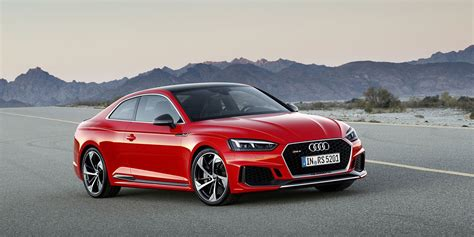 New Audi Rs5 2018 by The 2018 Audi Rs5 Has No V8 But Packing A Bigger Punch
