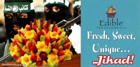 Ts Jihad edible arrangements muslim ceo refuses to condemn hamas
