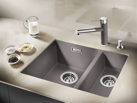 Blanco Kitchen Faucet Reviews by Kitchen Top Picture Composite Granite Sinks Design Ideas