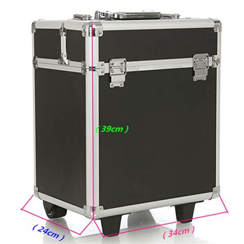 hair and makeup travel case aliexpress com buy yishidun high quality large suitcase